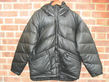 Addict Virtual Leather Goose Down Winter Jacket. Brand New!! RRP£200
