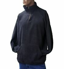 Arctic [Polar]  Fleece Zipper Long Sleeve Sweatshirt XX Big Sizes Sovereign USA