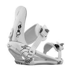 "MORROW ""SKY"" BINDUNGEN BINDINGS  WHITE NEU"
