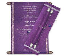 Quinceanera Invitations (Sample Only)