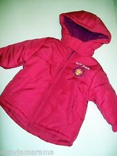 Baby Girls Night Garden Upsy Daisy Coat NEW 6m-3yrs