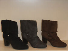 KATHY VAN ZEELAND WATER RESISTANT PULL ON CONVERTIBLE BOOTS PICK SIZE & COLOR