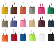 Liberty Bags Recycled Tote, Eco Friendly Reusable Bag in 26 Colors (8801)