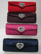 LADIES BULAGGI EVENING BAG 32283.64 FUCHSIA, BLUE, RED &  PURPLE