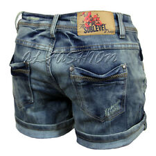 SUBLEVEL SEXY JEANS-SHORTS HOTPANTS Gr.XS-XL