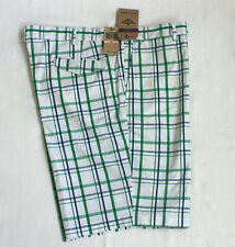 40 NWT Dockers Men's Cotton shorts, D2 Stright Fit  / Flat Front