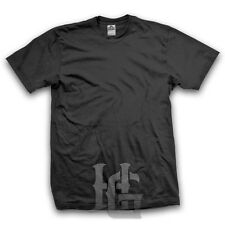 AlStyle Apparel AAA Short-Sleeve Plain T-shirts - 6 PIECES - BLACK (M - 3XL)