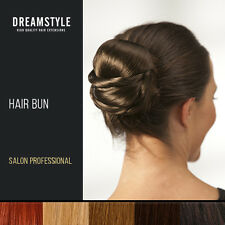 Clip In Hair Bun Extensions Premium Qulity & All Colors