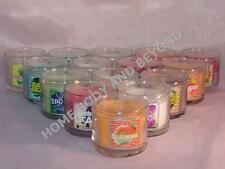 BATH & AND BODY WORKS 1.3 OZ Mini Scented Candle You Choose Scent