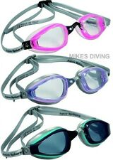 LADIES K180 and K180+ Swimming swim Goggles by Aqua Sphere select colour / type