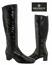 ORIZONTE ADDISSON WOMENS/LADIES SHOES/BOOTS/HEELS IN BLACK EUR SIZES!