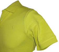 'Goldspun' Men's Designer Fashion Polo Shirts- Short Sleeves- Size: S and M