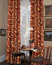 Lower electric bill this summer with this Energy Saving Grommet top Drape  (1)