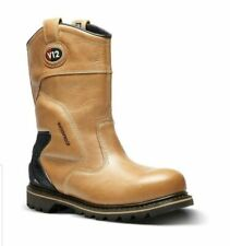 V12 TOMAHAWK WATERPROOF RIGGER BOOTS WORK SAFETY THINSULATE LINED
