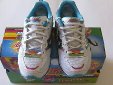 Skechers Sporty Shorty Slights Revv Air Halogen Lighted Sneaker (Little Kid) NEW
