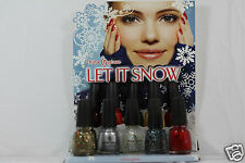 CHINA GLAZE Let It Snow 2011 Holiday Nail Polish Collection Choose Your Colors!