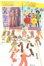 OOP COSTUME PATTERNS ADULTS'  & CHILDRENS'  NEW UNCUT PARTY HALLOWEEN CHRISTMAS
