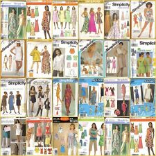 Lovely Simplicity Summer Clothes Sewing Pattern Misses Size