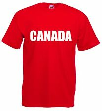 Canada international team t shirt - national country t-shirt