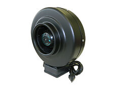 """4""""/6""""/8""""/10""""/12"""" inch Hydroponic Inline Duct Fan Exhaust Blower Vent"""