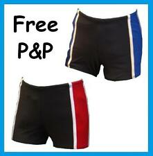 Boys Kids Swimming Short Trunks, Black  2 - 13 Years