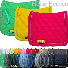 NEW YEAR NEW PRICE! HKM GENTLY DRESSAGE SADDLECLOTHS SQUARES FLEECE-LINED