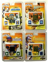 Rare Vintage Tiger Electronics Handheld Classic Games - 4 Games to choose from