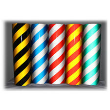 STRIPED REFLECTIVE VINYL SIZES, VISIBILITY VINYL USE FOR CAR AND CUTTER PLOTTER