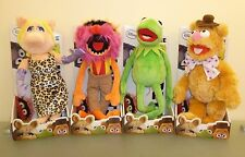 12 Inch Disney Muppets Soft Toys- Kermit, Miss Piggy, Animal or Fozzy Bear (PL6)