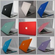 "10 Color Rubberized Hard Case Cover For Macbook Air 13""/13.3inch Laptop Shell"