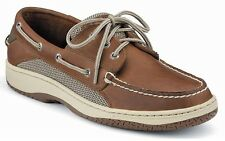 Sperry Topsider Billfish Men Boat Shoes Deck Shoes Non-Marking Dark Tan 0799320
