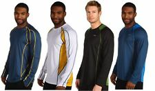 ASICS MENS LONG SLEEVE T-SHIRT/TOP ATHLETIC/GYM/CASUAL/SPORT/TRAINING/RUNNING