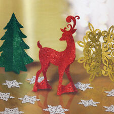 Christmas Napkins Plates Table Cover Decorations Tableware All In One Listing PA