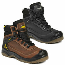 Dickies Ohio Ladies Safety Trainer Trainers Work Safety FD13905 Boot Black Size