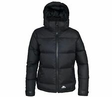 LADIES TRESPASS DOWN INSULATED JACKET BLACK SIZES 10 12 14 16 18 RRP £99!! Ccon