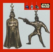 STAR WARS DIE CAST METAL CEILING FAN PULLS-VADER, PALPATINE, SKYWALKER, ETC..