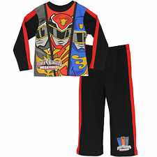 Power Rangers Pyjamas | Power Rangers Samurai PJs | Fr 3 to 10 Yrs | NEW & TAGS
