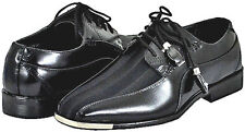 Expressions Men's Formal Shoe Style 4925 Black