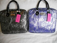 Betsey Johnson~~Metallic Python~~Computer Case