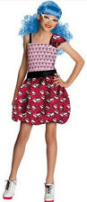 Monster HIgh Ghoulia Yelps Dot Dead Gorgeous Dress Up Costume New in Package