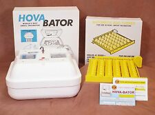 ★ HovaBator 1602N Still Air Egg Incubator | 1611 Automatic Turner -  Bird Hen ★