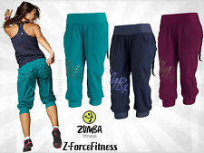 Zumba Fitness ~ Sexy FEELIN IT CARGO CAPRI Pants ~ 3 New Colors ~ most sizes