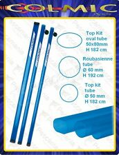 Colmic pole and top kits holder