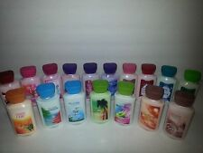 Bath & Body Works Signature Collection Travel Size Body Lotion 3 oz - You Pick