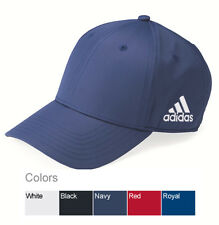 Adidas Core Performance Max Adjustable Hat, Structured Golf Cap,  A600