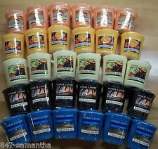 Yankee Candle Votives - Lot's of 6 - You Pick - Brand New 2013 Scents -Free Ship
