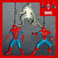 MARVEL 2012 MOVIE: THE AMAZING SPIDER-MAN & THE LIZARD FIGURES CEILING FAN PULLS