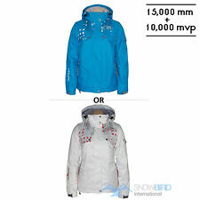 PERYSHER ZARA SNOWBOARD JACKET / SKI JACKET FOR LADIES!!! 15K MM Rating!