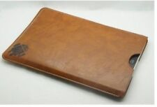 """Faux Leather Straight Case Pouch Bag Skin F 7"""" Mid Adroid 4.0 Tablet Ereader PDA"""
