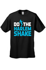 MEN'S T-SHIRT Do The Harlem Shake DANCE BAAUER DUBSTEP YOUTUBE S-XL 2X 3X 4X 5X